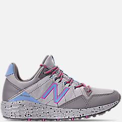 Girls' Big Kids' New Balance Fresh Foam Crag V1 Trail Running Shoes