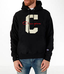 Men's Champion Reverse Weave Graphic Hoodie
