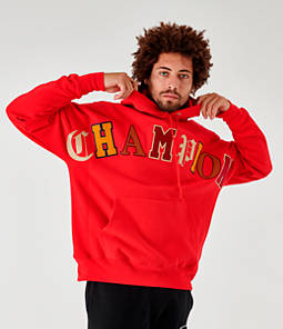 Men's Champion Old English Script Hoodie