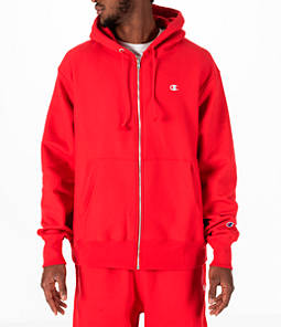 Men's Champion Reverse Weave Full-Zip Hoodie