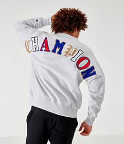 Men's Champion Old English Script Crewneck Sweatshirt