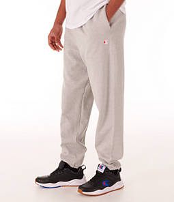 Men's Champion Reverse Weave Banded Jogger Pants