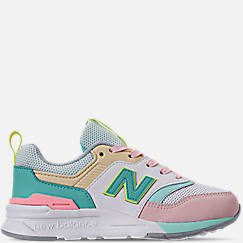 9a6acf57ad15 Girls  Big Kids  New Balance 997 Casual Shoes