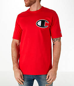 Men's Champion C Patch T-Shirt
