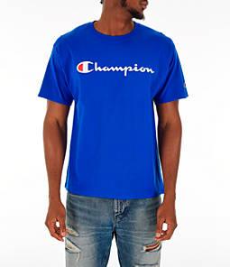 Men's Champion Graphic Jersey T-Shirt