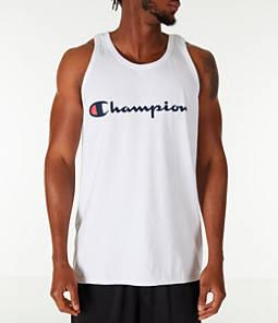 Men's Champion Script Tank