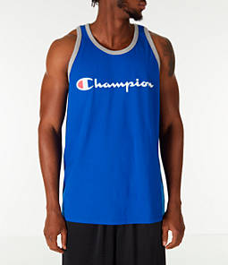 Men's Champion Script Tank