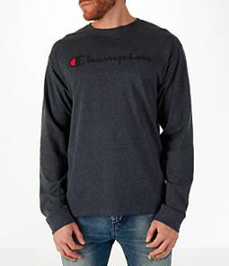 Men's Champion Classic Graphic Long-Sleeve T-Shirt