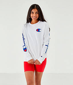 Women's Champion Long-Sleeve T-Shirt