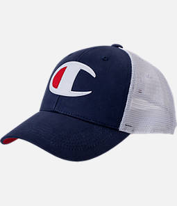 Champion Twill Mesh Strapback Dad Hat Product Image