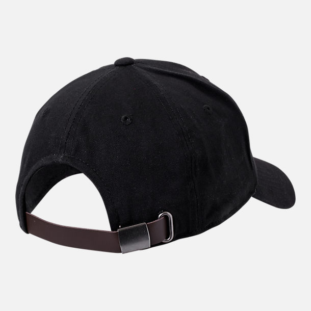 Alternate view of Champion Classic Twill Hat in Black