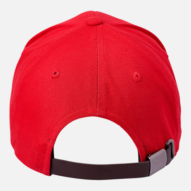 Alternate view of Champion Classic Twill Hat in Scarlet