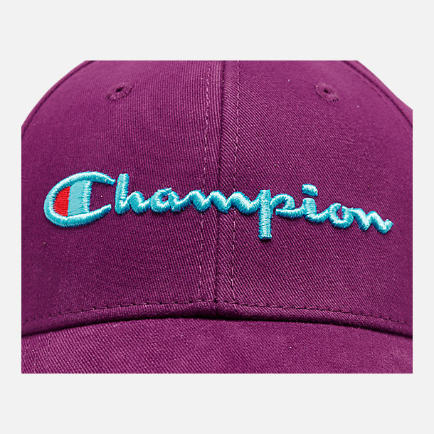 Alternate view of Champion Classic Twill Hat
