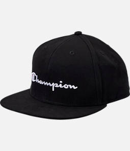 Champion Script BB Snapback Hat