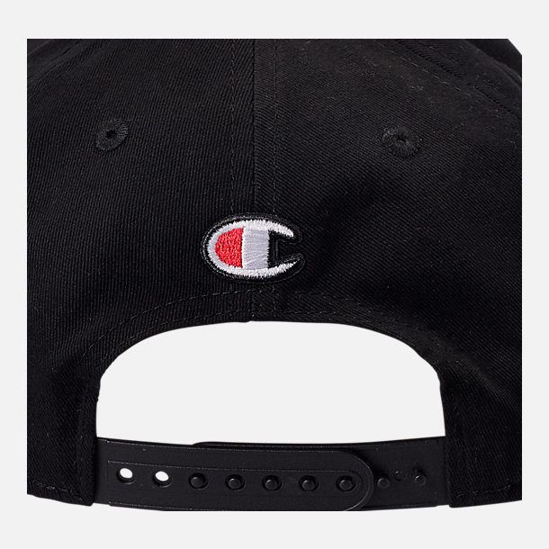 Alternate view of Champion Script BB Snapback Hat