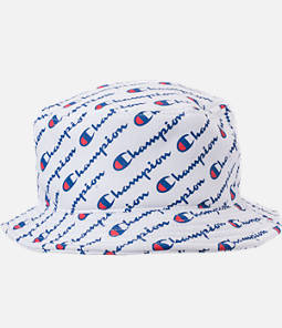 Champion Reverse Weave Allover Print Bucket Hat