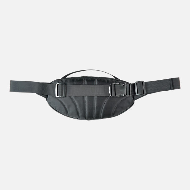 Back view of Hudson NASA Meatball Fanny Pack in Black
