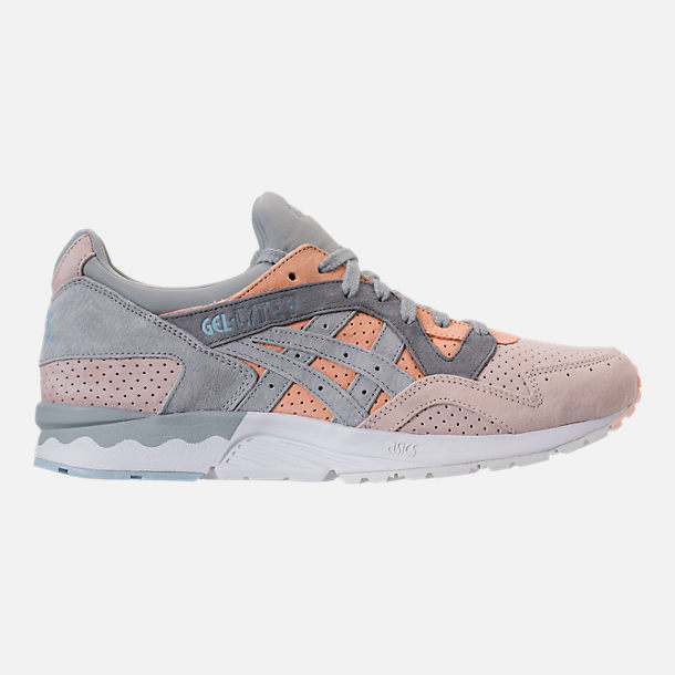 Right view of Men's Asics Gel-Lyte V Casual Shoes in Apricot Nectar