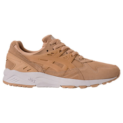 Asics MEN'S TIGER GEL-KAYANO TRAINER CASUAL SHOES, BROWN