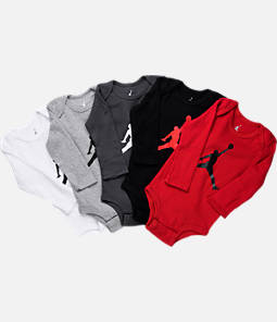 Infant Jordan Jumpman 5-Piece Set