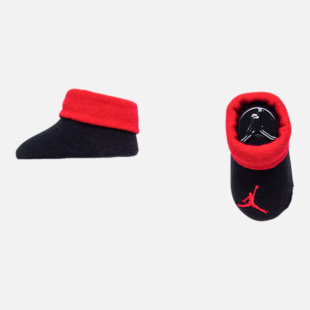 Alternate view of Infant Jordan AJ11 3-Piece Set in Black/Red