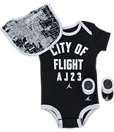 Boys' Infant Air Jordan City of Flight 3-Piece Set