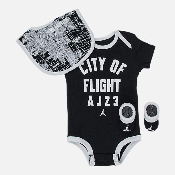 73665d8bf2c8b1 boys air jordan city of flight t shirt