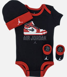 Boys' Infant Air Jordan Game Changer 3-Piece Set