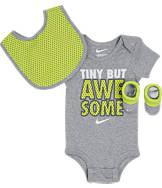 Infant Nike Tiny But Awesome 3-Piece Set
