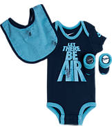 Infant Jordan Let There Be Air 3-Piece Set