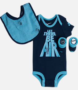 Infant Jordan Let There Be Air 3-Piece Set
