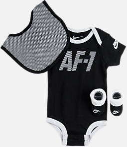 Infant Nike Air Force 1 3-Piece Set