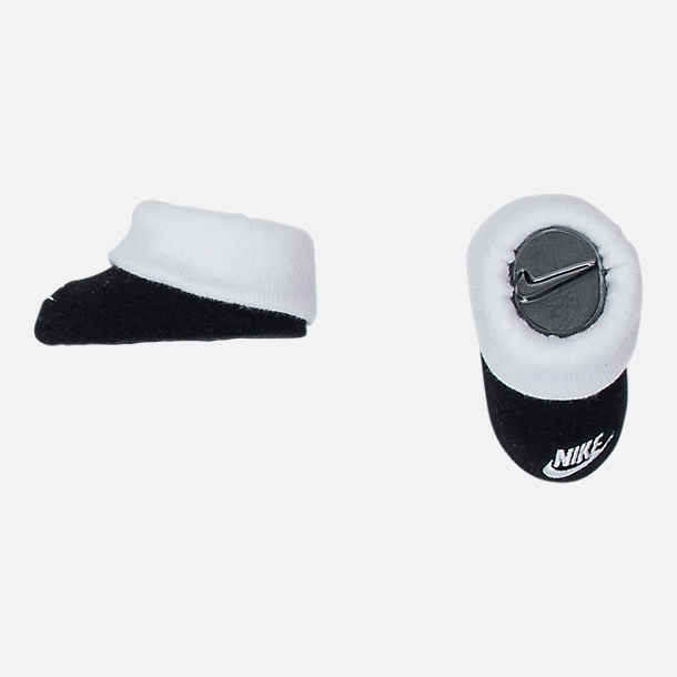 Alternate view of Boys' Infant Nike Oversized Futura 3-Piece Set in White/Black