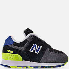 Boys' Toddler New Balance 574 Suede Casual Shoes
