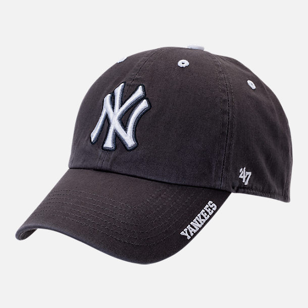 2501e4f062e Front view of  47 New York Yankees MLB Ice Clean-Up Adjustable Hat
