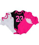 Infant Jordan 23 Wings 3-Pack Set