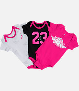 Infant Jordan 23 Wings 3-Pack Set