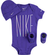 Infant Nike Iridescent 3-Piece Set