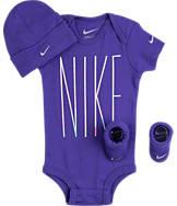 Infant Nike Iridescent 3-Piece Set