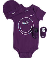Infant Nike Smiley 3-Piece Set