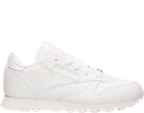 Boys' Reebok Classic LEA Preschool Shoes
