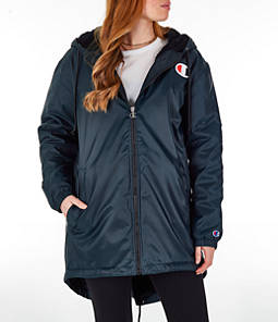 Women's Champion Sherpa Lined Stadium Jacket