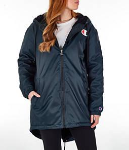 Women's Champion Sherpa Lined Stadium Jacket