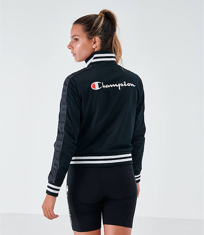Image result for champion track jacket women's""