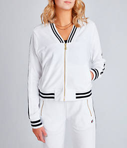 Women's Champion Life Warm-Up Terry Track Jacket