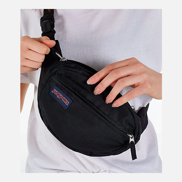 Alternate view of JanSport Fifth Avenue Waist Pack in Black