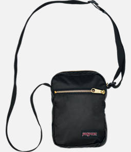JanSport Weekender FX Messenger Crossbody Shoulder Bag