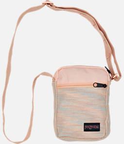 JanSport Weekender FX Messenger Crossbody Shoulder Bag