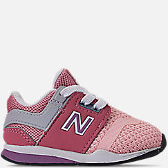 Girls' Toddler New Balance 247 Casual Shoes