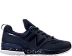Boys' Grade School New Balance 574 Sport Casual Shoes